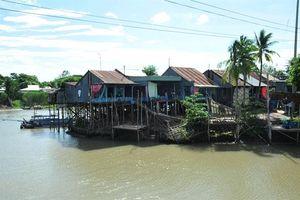 Cạn dòng Mekong: Bài 1 - Khô ráo giữa mùa nước nổi