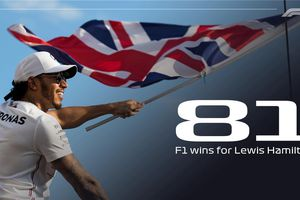 Hamilton và Marquez thống trị tuyệt đối đường đua F1 và MotoGP