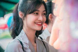 Cận cảnh nhan sắc rạng ngời, quyến rũ của Á hậu 19 tuổi Nguyễn Hà Kiều Loan