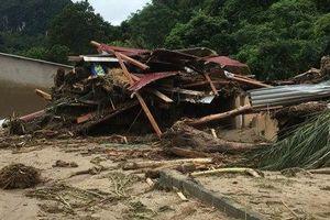 Thanh Hóa: Ổn định tình hình ở bản Xa Ná sau mưa lũ