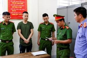 Vì sao một phóng viên thường trú ở Nghệ An bị khởi tố, bắt tạm giam?