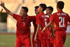 Bán kết giải U15 ĐNA: Việt Nam gặp đại kình địch?