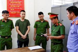 Bắt tạm giam một phóng viên tống tiền doanh nghiệp