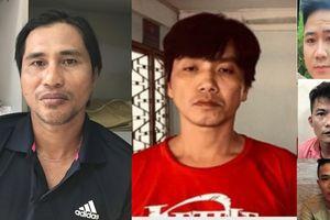 Nhóm đối tượng tạt sơn và mắm tôm vào quán phở ở TP HCM bị bắt