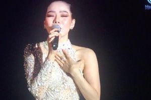 Bị cho là chiếm sóng 'vô duyên' trong đêm chung kết Miss World Vietnam 2019, Lệ Quyên nói gì?