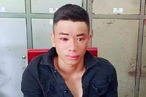 Nghệ An: Bị vây bắt, 'con nghiện' dùng kim tiêm đâm công an