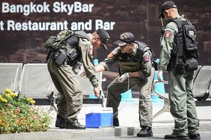 Thái Lan nghi ngờ lực lượng nổi dậy gây ra vụ đánh bom ở Bangkok