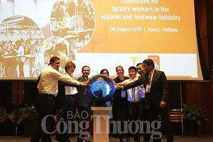 IDH hỗ trợ sản xuất an toàn cho dệt may, da giày Việt