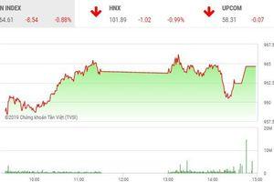 Phiên chiều 6/8: VIC ngăn VN-Index lao dốc, nhưng cặp đôi ITA - KBC mới là tâm điểm