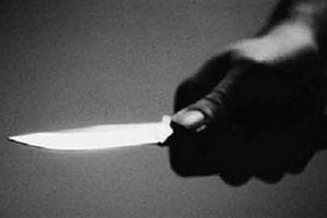 Truy bắt kẻ dùng dao chém chết láng giềng
