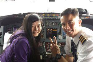 Nữ phi công gốc Việt đầu tiên và ước mơ một mình bay vòng quanh thế giới