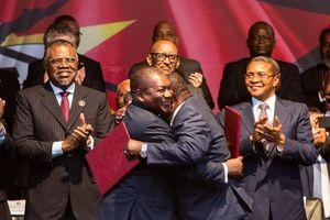 Mozambique: ký kết Hiệp định Hòa bình Hòa giải Maputo
