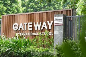 Bé trai lớp 1 tử vong trên ô tô: Trường Gateway có mức học phí bao nhiêu?