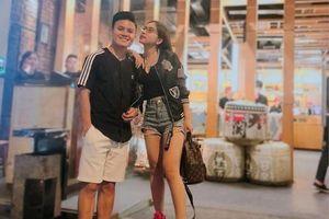 Lộ thêm bằng chứng Quang Hải và bạn gái hotgirl Nhật Lê đã chia tay