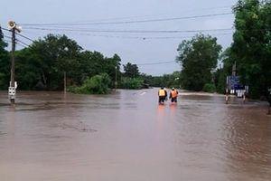 Hàng trăm hộ dân phải di dời khẩn cấp do mưa lớn kéo dài tại Đắk Lắk