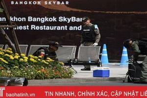 Phát hiện bom chưa phát nổ trong khu chợ ở Bangkok, Thái Lan
