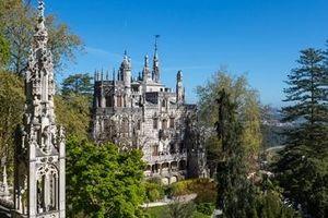 Lâu đài Quinta da Regaleira vẻ đẹp ma mị