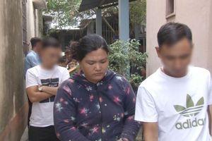 Huế: Bắt quả tang nữ 9x mua bán trái phép chất ma túy