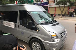 Vụ bé trai 6 tuổi tử vong khi bị bỏ quên trên ô tô trường Gateway: Xe đưa đón học sinh hoạt động không phép