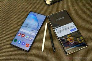 Samsung chính thức công bố bộ đôi Galaxy Note 10 và Note 10+: Rẻ nhất 22 triệu đồng