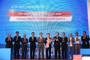 Thành lập Liên minh Chuyển đổi số Việt Nam