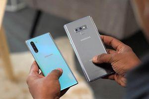 Galaxy Note10 đọ dáng với Note9 - có đáng để nâng cấp?