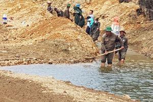Người dân TP Đông Hà có nguy cơ thiếu nước sạch trầm trọng