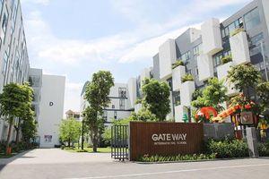 Trường GateWay có bao nhiêu cơ sở ở Việt Nam và vốn 'khủng' thế nào?