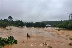 Di dời 200 hộ dân Bình Phước trước nguy cơ vỡ đập thủy điện Đắk Kar