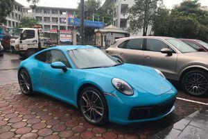 Porsche 911 mới giá hơn 7 tỷ đồng xuất hiện tại Hà Nội