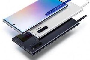 Samsung ra mắt Galaxy Note10 với hai phiên bản khác nhau