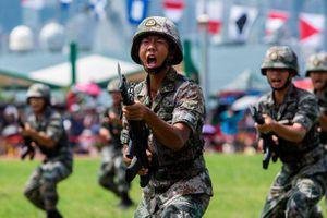 Quân đội Trung Quốc cảnh báo 'lực lượng ly khai' ở Hong Kong