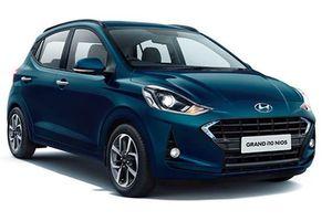 Hyundai Grand i10 lộ diện, giá dự kiến khoảng 169 triệu đồng