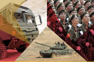 Nhiều vũ khí quân sự và trang thiết bị hiện đại sẽ xuất hiện tại Triển lãm Quốc phòng và An ninh lần đầu tiên được tổ chức tại Việt Nam