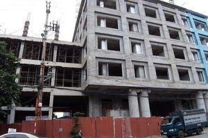 Tòa nhà POMIHOA 2, 3, 4 buộc phải tháo dỡ nếu không được cấp phép xây dựng