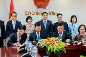 Bộ Công Thương ký kết Biên bản ghi nhớ với MM Mega Market Việt Nam