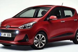 Rò rỉ hình ảnh Hyundai i10 thế hệ mới, thay đổi triết lý xe cỡ nhỏ