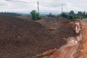 Làm rõ việc công ty đổ chất thải ra môi trường