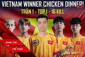 Nations Cup 2019 (Ngày 1): Việt Nam đứng nhì toàn đoàn!