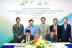 Hưng Yên sẽ có khu công nghiệp sạch được đầu tư bởi Tập đoàn LH Hàn Quốc