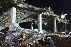 Vụ sập giàn giáo khiến 8 người thương vong ở Hải Phòng: Có thể xem xét trách nhiệm hình sự