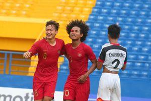 Chiến thắng thứ 3 liên tiếp, Indonesia và Myanmar đứng vững top đầu
