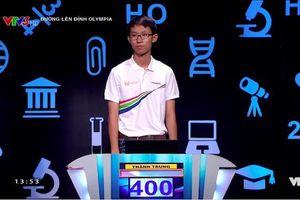 Dân mạng chúc mừng 10x Tiền Giang vào top điểm cao nhất Olympia năm 19
