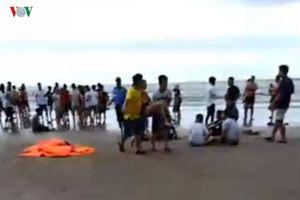 Xác định danh tính 6 người chết và mất tích khi tắm biển ở Bình Thuận