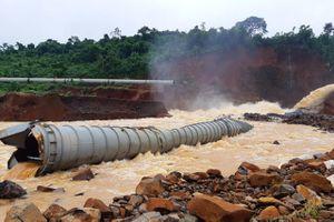 Hai thủy điện ở Đắk Nông gặp sự cố: Hàng ngàn người dân sơ tán vì 'bom kép'