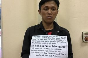 Nghệ An: Bắt đối tượng bán phụ nữ để lấy 15 triệu đồng/người