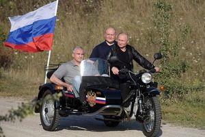 Ukraine 'phản đối mạnh mẽ' chuyến đi của ông Putin đến Crimea