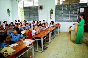 Học sinh nô nức tựu trường