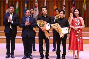 Việt Nam giành nhiều giải thưởng tại cuộc thi Âm nhạc quốc tế violin và Hòa tấu thính phòng 2019