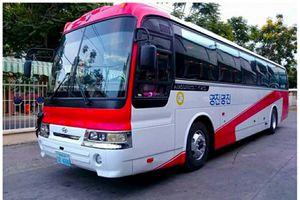 Tài xế trình báo mất xe khách 45 chỗ biển số Lào
